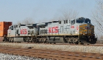  KCS 4586 and 4620